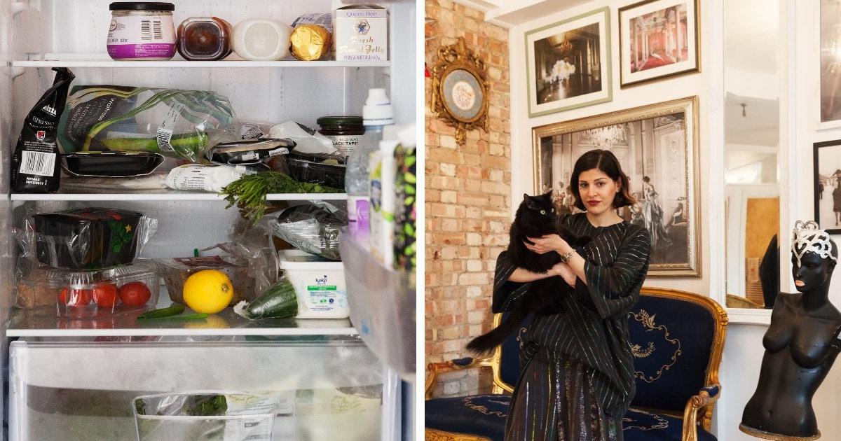 20 снимков немецкого фотографа, которые доказывают, что холодильник человека может многое о нём рассказать