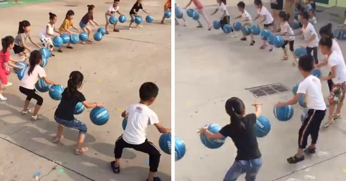 В сети появилось видео с урока в детском саду Китая. Вопрос «почему Китай — великая держава?» отпал сам собой