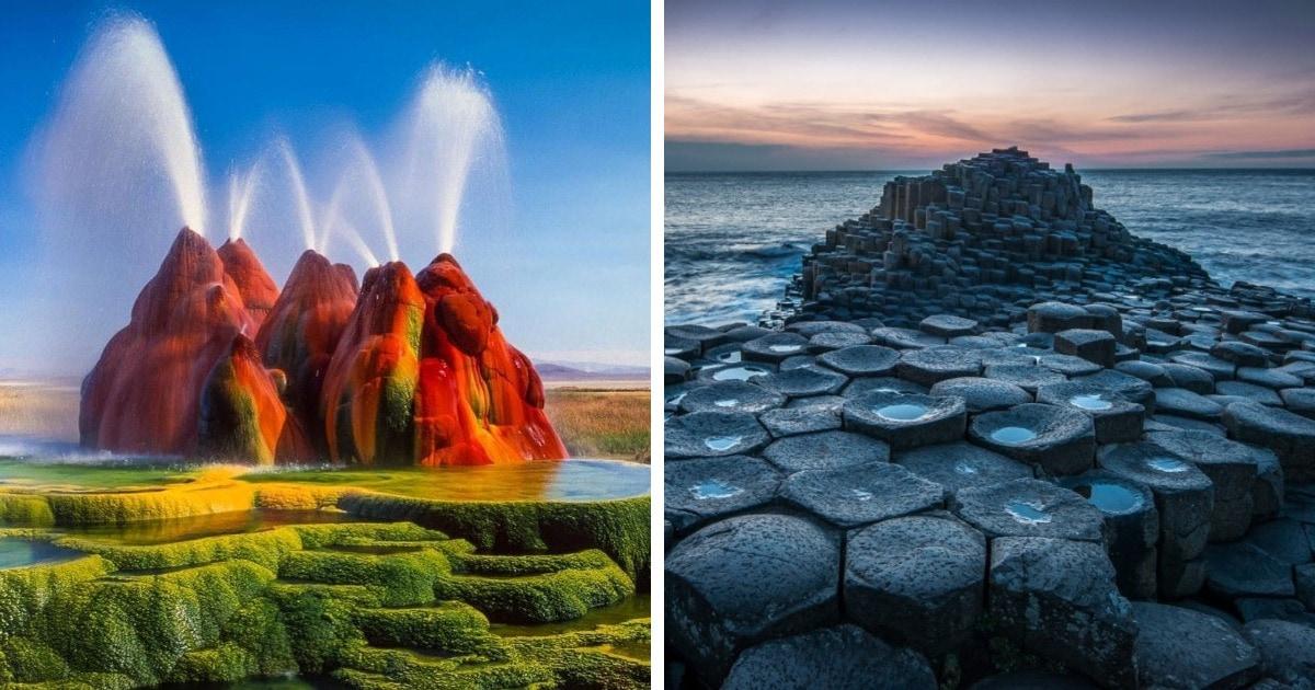 16 земных пейзажей, которые выглядят как нечто с совершенно другой планеты