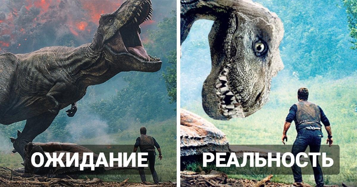 Тираннозавр был не таким большим, как считалось раньше. Ученые провели исследование, показавшее размеры ящера