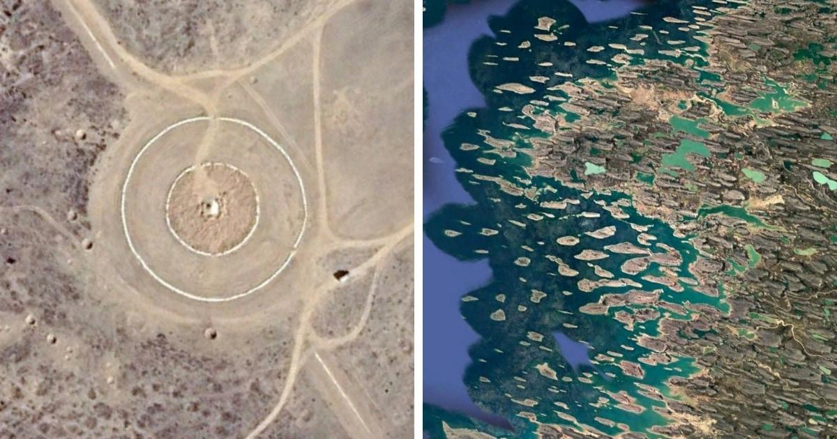 Затонувшие корабли и военные базы: парень показывает интересные места, которые он обнаружил через Google Earth