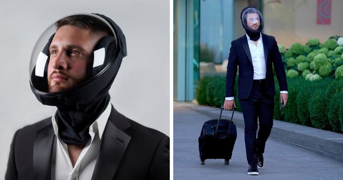 В продаже появилась новая альтернатива защитных масок, и пользователи сети не смогли пройти мимо и не пошутить
