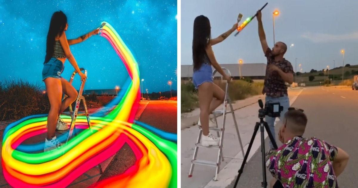 17 лайфхаков от испанского фотографа, который показывает, что происходит за кадром его фотосессий