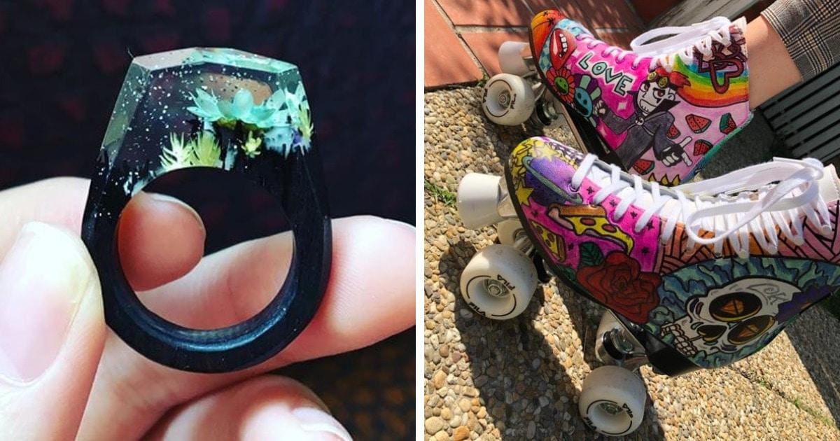 18 необычных и креативных вещей, которые люди сделали своими руками