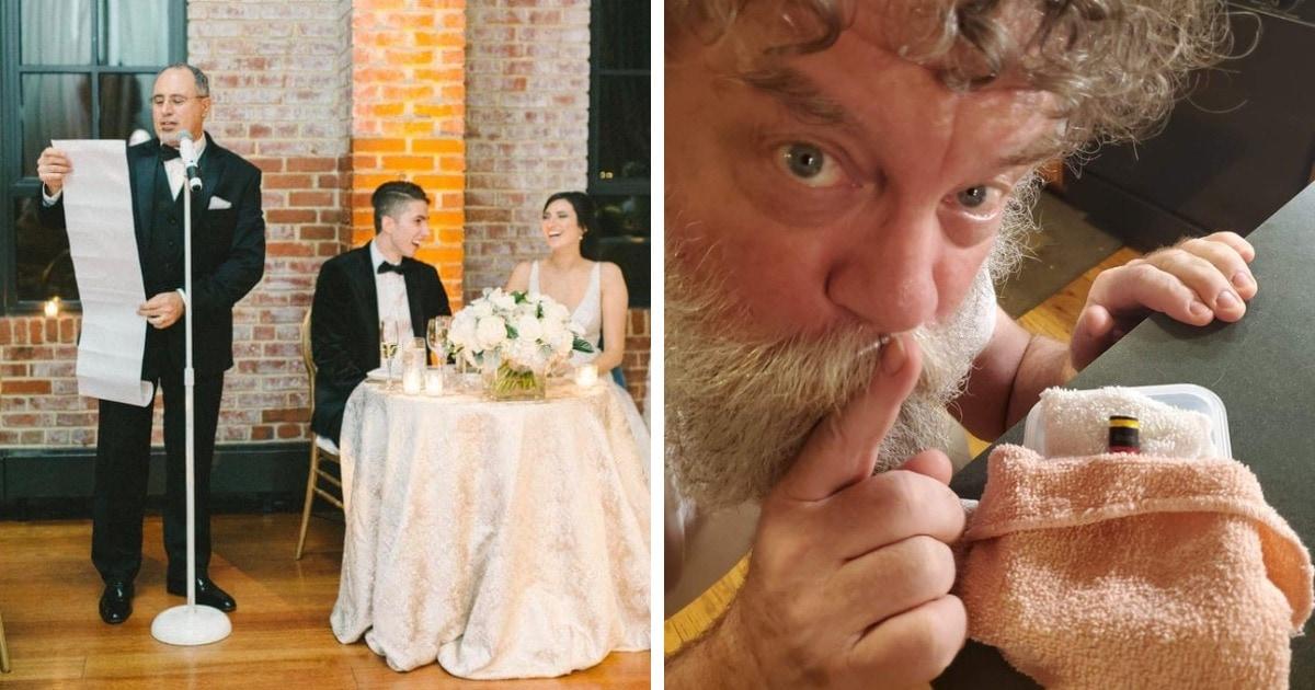 17 случаев, когда отцы-приколисты доказывали, что никто не сможет развеселить лучше, чем папа