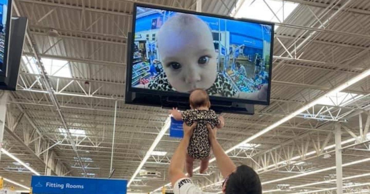 Отец с юмором стал автором отличного снимка своей дочери. И это фото покорило сеть и запустило новую мем-битву