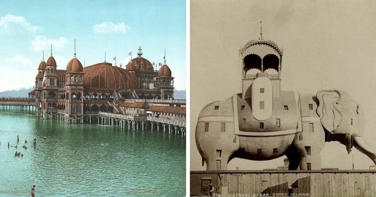 20 снимков крутейших архитектурных сооружений, которые не дожили до наших дней совсем чуть-чуть