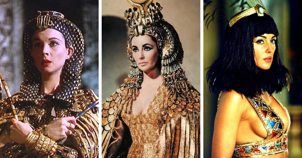 19 исторических личностей и литературных персонажей, которые появлялись в кино в исполнении разных актёров
