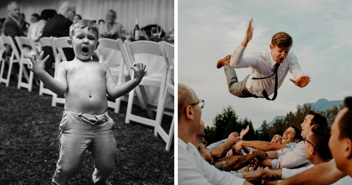 20 ярких снимков с конкурса свадебных фотографий, на которые попал праздник докоронавирусных времён