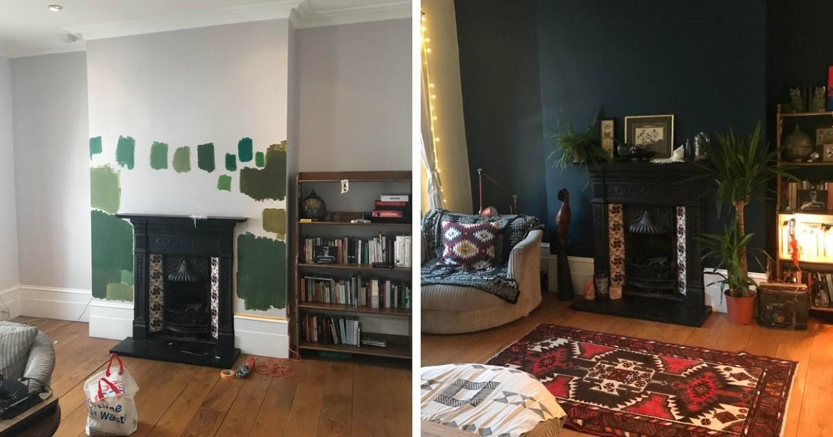 16 примеров смены интерьера, которая позволила хозяевам домов взглянуть на привычное пространство по-новому