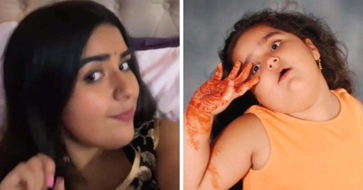 Девушки поделились своими снимками из детства, которые тогда им казались крутыми, а сейчас — нелепыми