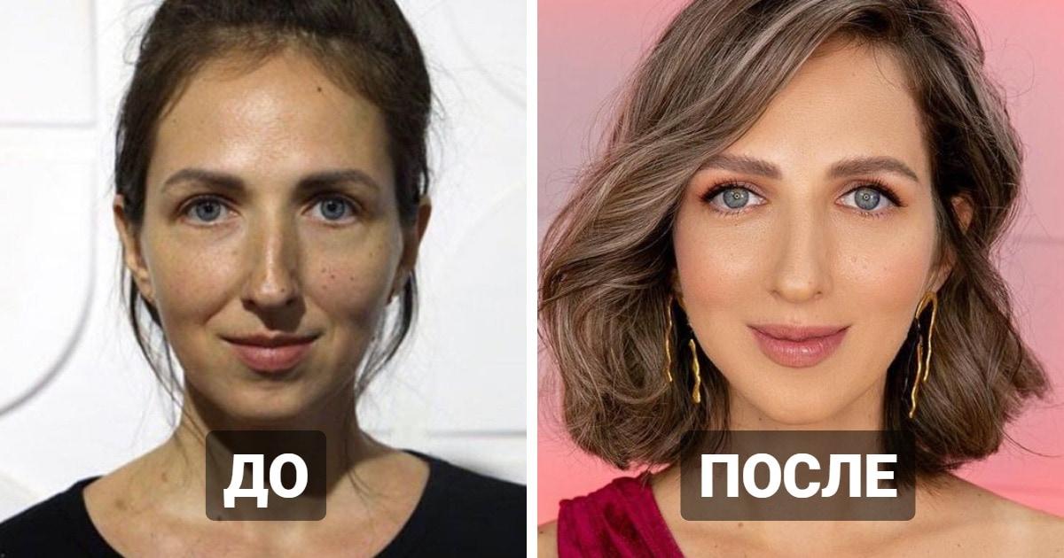 15 преображений от стилиста, который доказал, что новая причёска и макияж могут сотворить настоящую магию