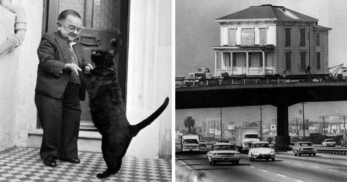 15 крутых ретрофотографий, которые несут в себе удивительную атмосферу прошлого