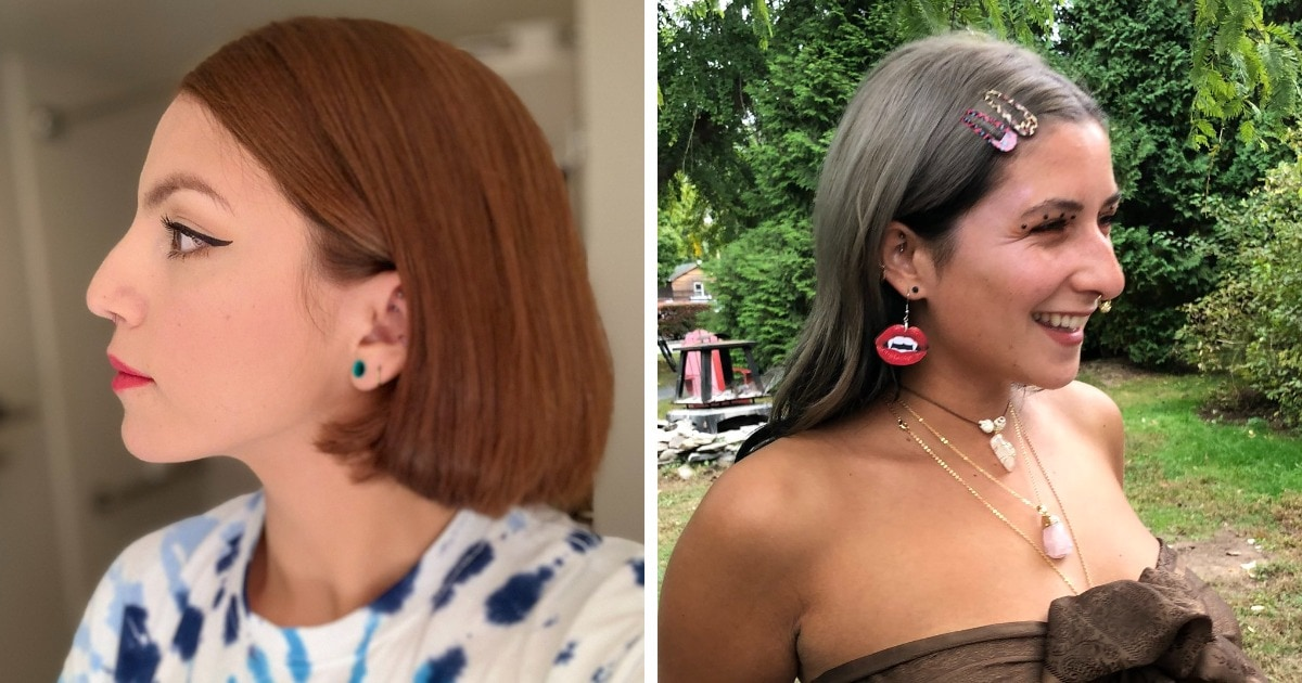 Пользователи сети устроили флешмоб и показали свои необычные носы, отличающиеся от принятых стандартов