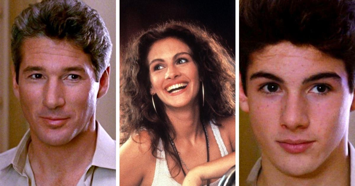 Как бы выглядели дети известных пар из фильмов, если бы сюжет предполагал их появление