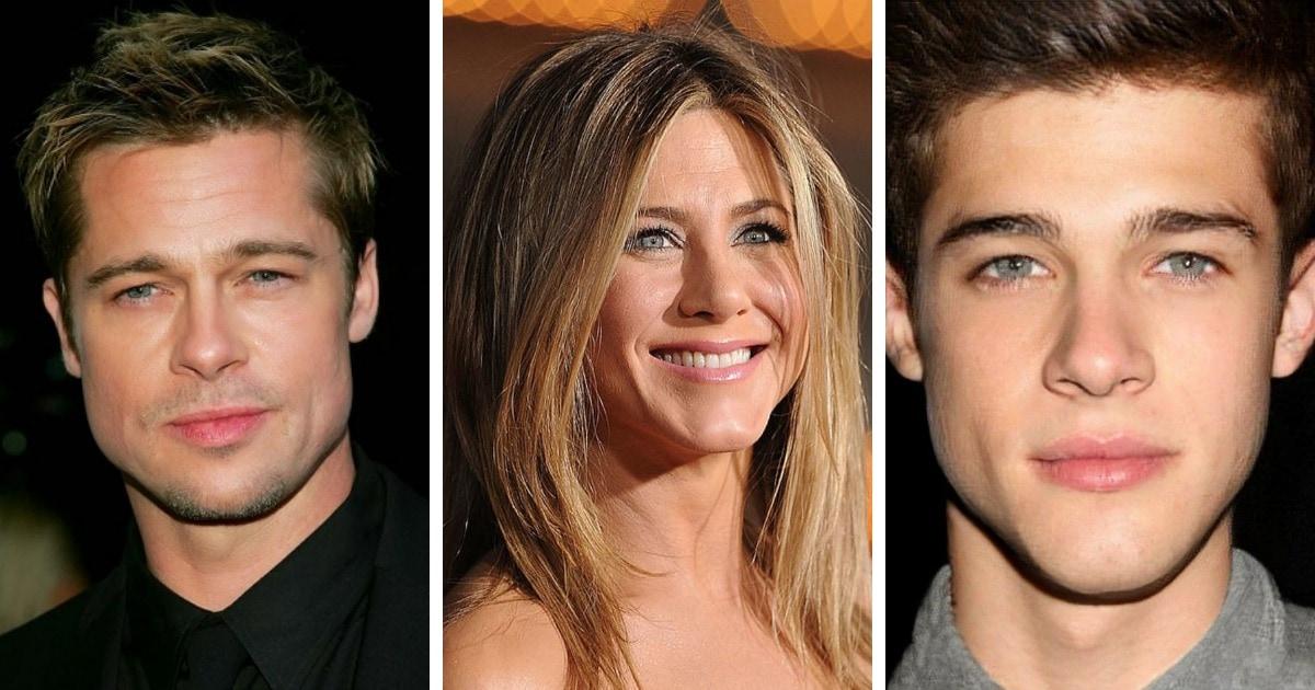 Как выглядели бы дети расставшихся пар знаменитостей, чьи отношения не зашли так далеко
