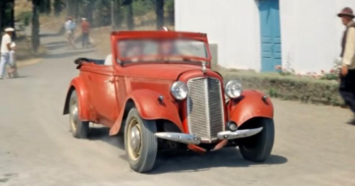 Тест: Угадайте советские фильмы по транспортным средствам