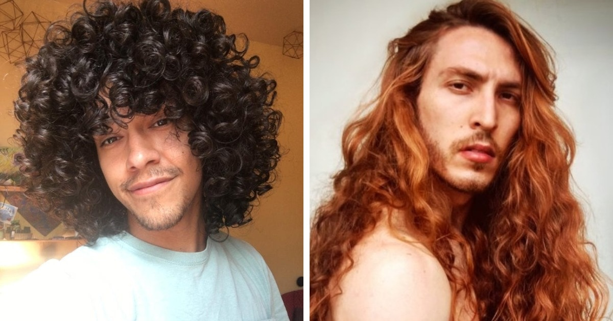 17 случаев, когда парни решились отрастить длинные волосы, и результат оказался круче всех ожиданий