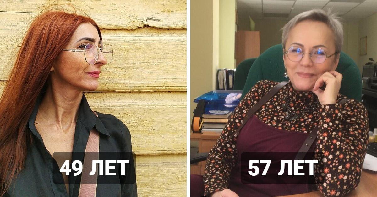 Женщины старше 40 устроили флешмоб и показали, что возраст — это просто цифра, которая ни о чём не говорит