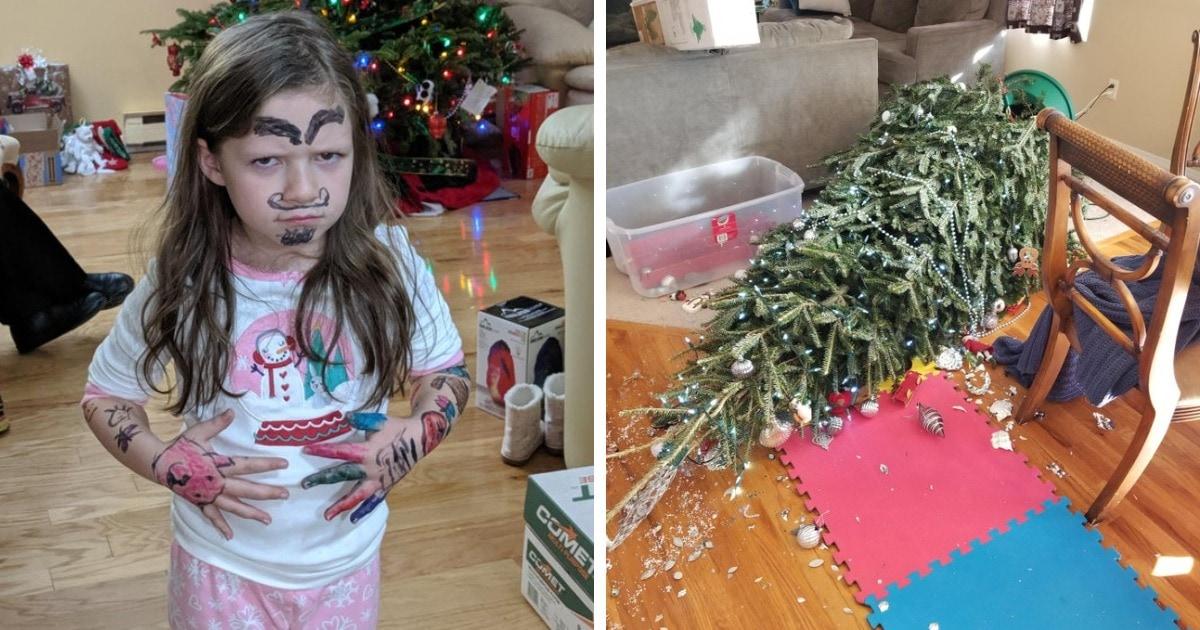 17 случаев, когда невезение и провалы подстерегали людей в самое Рождество