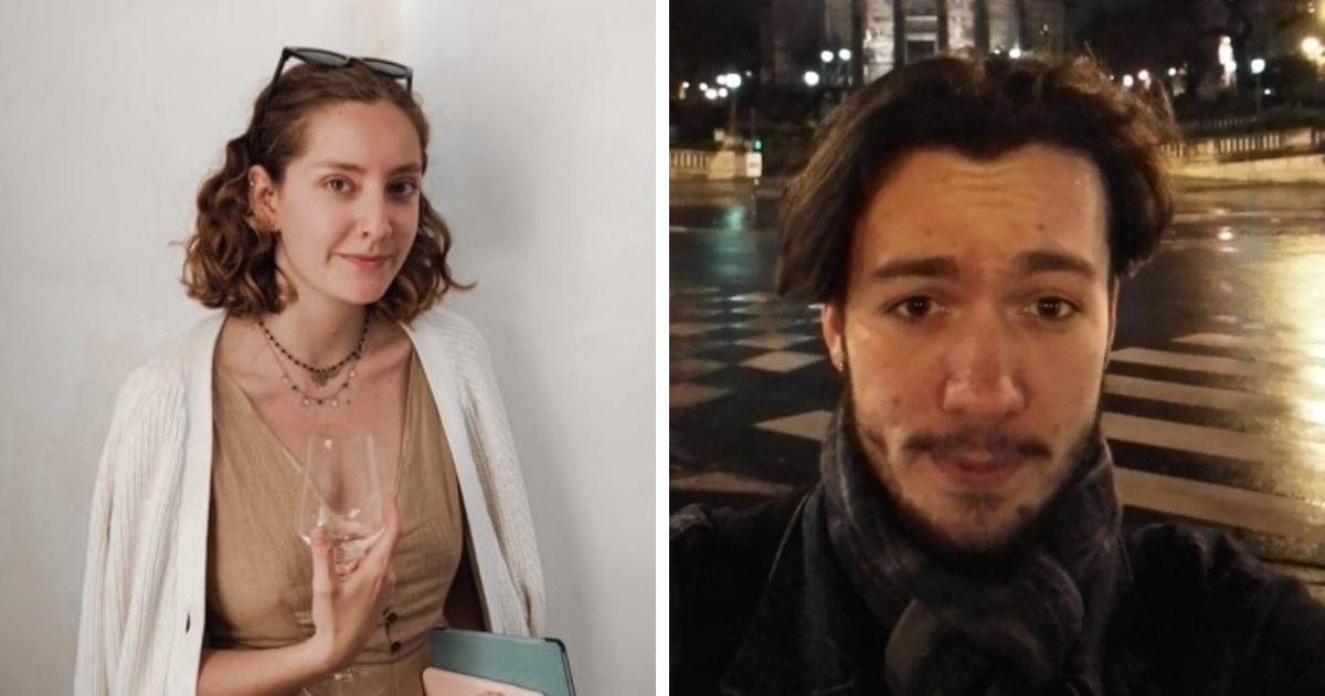 Девушка сделала сюрприз парню, прилетев к нему из Парижа в Эдинбург. Но эта идея пришла в голову не ей одной