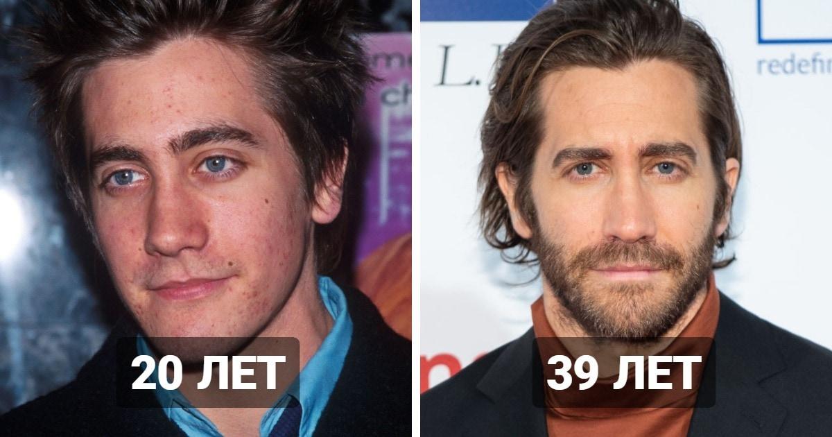 13 знаменитых актёров, которые с возрастом превратились из просто симпатичных парней в горячих мужчин