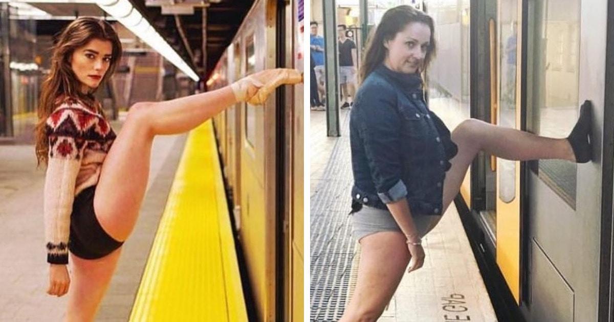 Австралийка показывает, как выглядят модельные фото, если повторить их в обычной жизни без навыков позирования