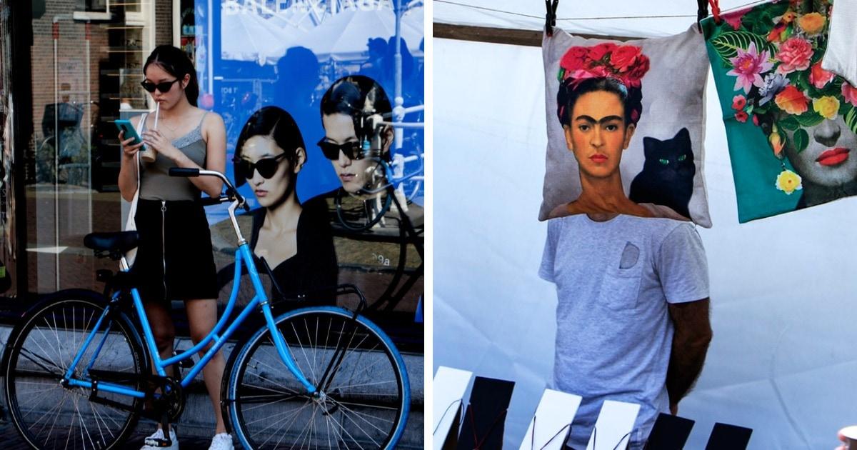 Искусство совпадений: 16 работ уличного фотографа, где художником стал сам случай