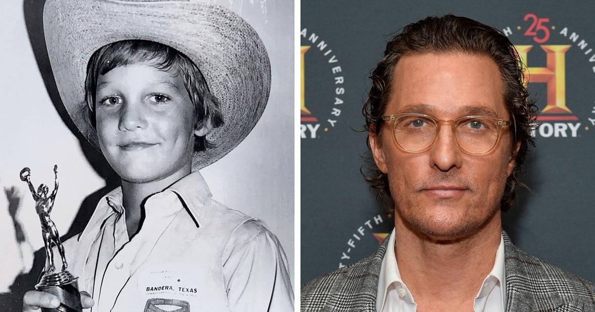 15 детских фотографий знаменитых актёров и актрис, которые тоже когда-то были школьниками