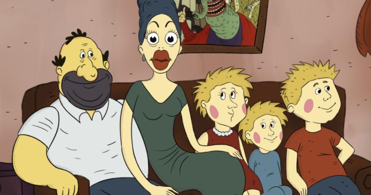 Художник показал, как выглядели бы «Симпсоны», снятые на «Союзмультфильме» в стиле разных аниматоров