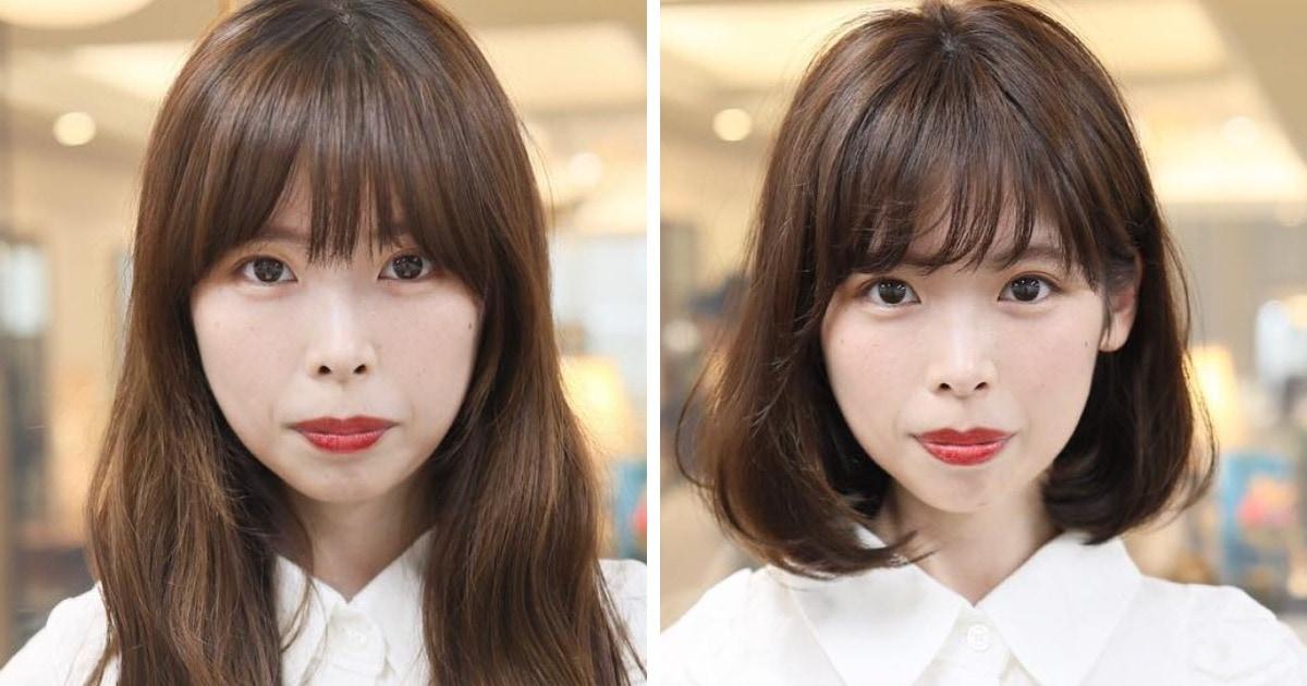 18 работ от парикмахера из Японии, который меняет своих клиенток с помощью правильной стрижки и укладки