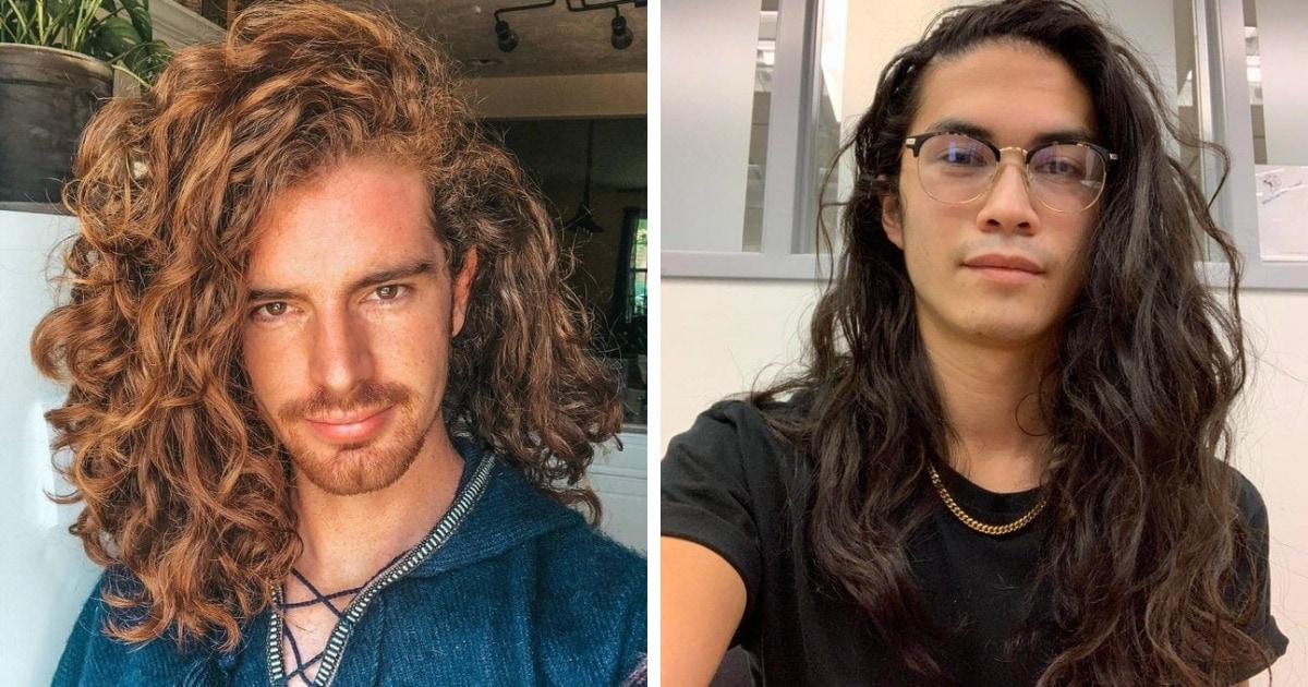 17 случаев, когда парни решились отрастить себе длинные волосы, и им эти шевелюры идут не меньше, чем девушкам