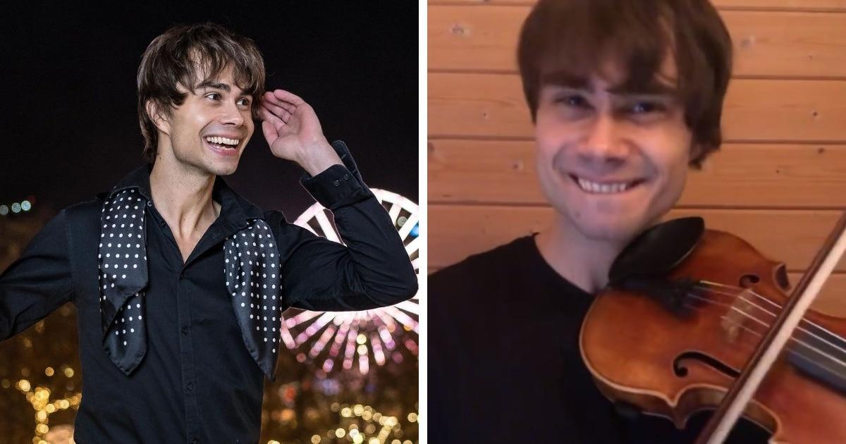 Александр Рыбак показал, как играет песню «Короля и Шута», и это оказалось настоящим подарком русским фанатам