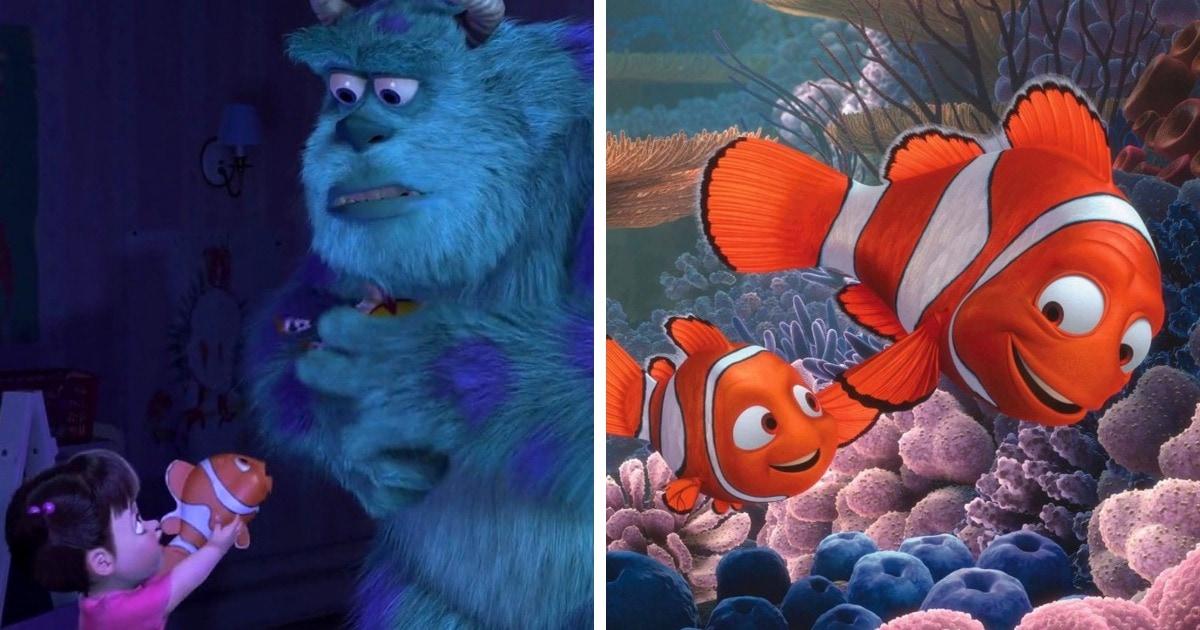 10 незаметных деталей из мультфильмов Pixar, которые объединяют все проекты студии в единую вселенную