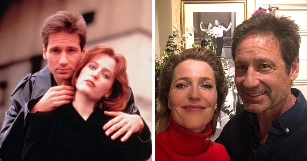 Как изменились пары из знаменитых телесериалов, которые стартовали в прошлых десятилетиях