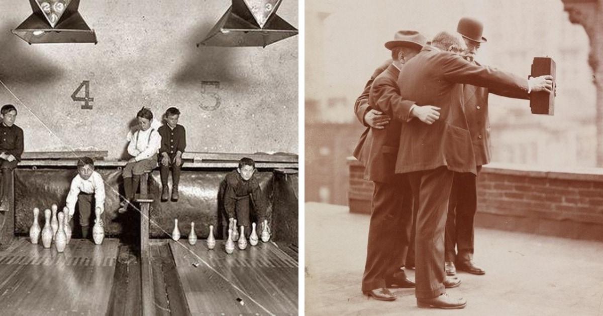 15 ретроснимков, которые будто бы специально были сделаны для того, чтобы удивлять жителей 21 века
