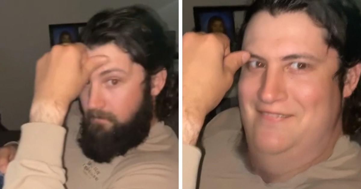 В сети появился фильтр, маскирующий бороды. И с ним мужественные бородачи превращаются в безобидных ребят
