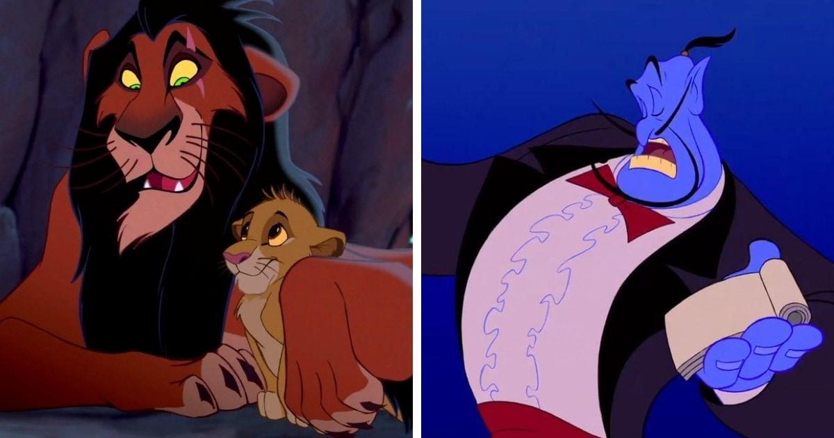 17 незаметных деталей из мультиков студии Disney, доказывающих, что их создают настоящие мастера своего дела