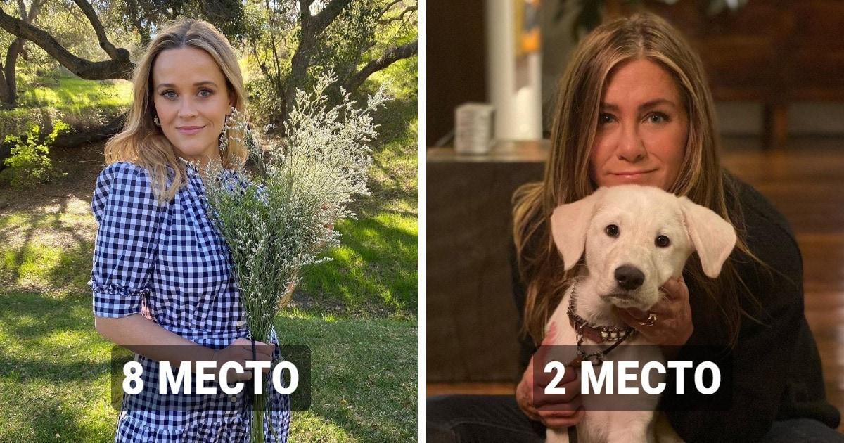15 знаменитых женщин, которых назвали самыми красивыми в возрасте от 40 лет и старше