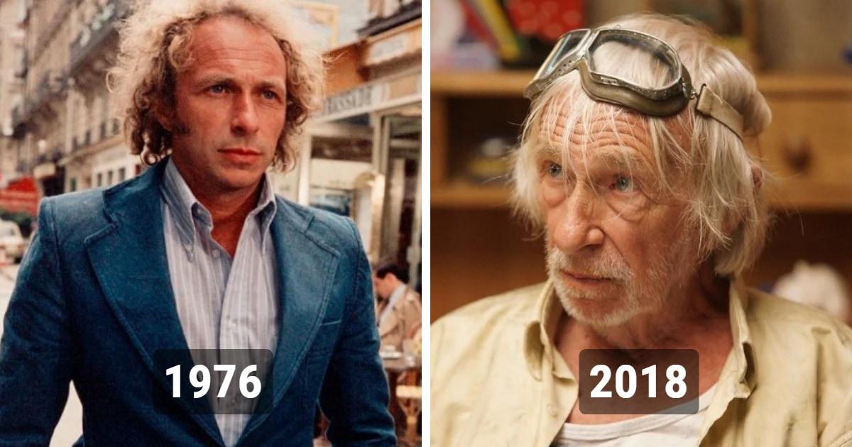 12 великих актёров старшего поколения в своих самых знаменитых и последних на данный момент ролях