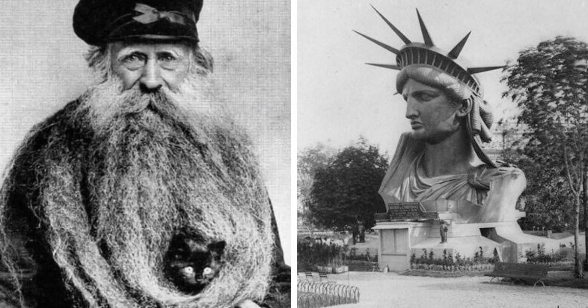 16 фотографий, которые покажут события прошлого с необычной стороны
