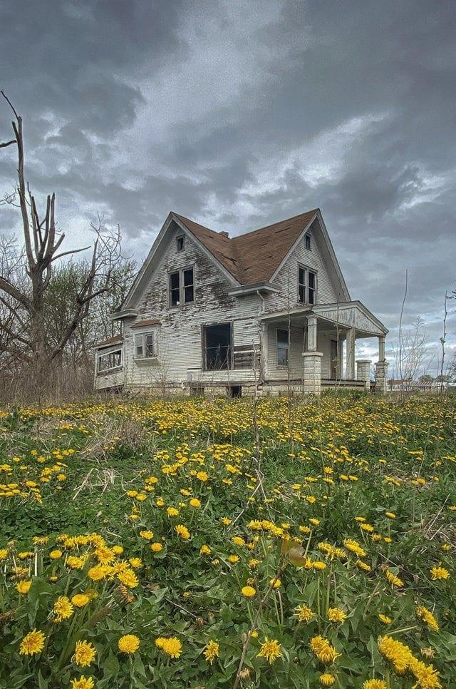 20 атмосферных фотографий заброшенных мест, которые манят к себе и в то же время пугают