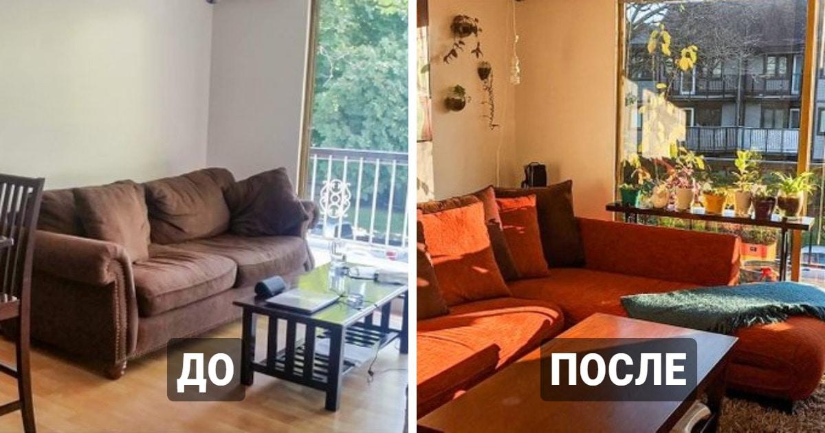 16 снимков до и после ремонта, которые докажут, что конечный результат стоит всех потраченных усилий