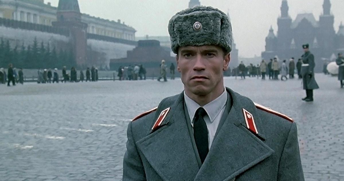 Тест: Угадайте иностранные фильмы по русскому персонажу