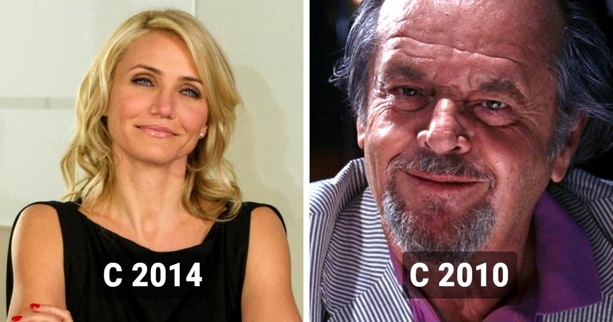 13 звёздных актёров, которые уже несколько лет не снимаются в кино, но это мало кто заметил