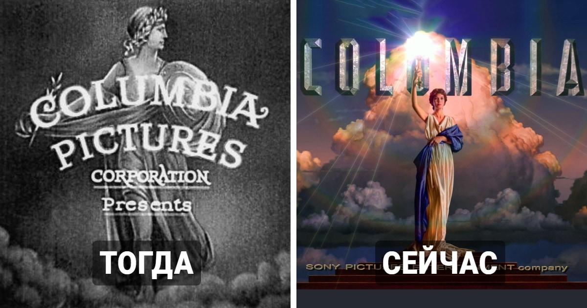 Как менялись открывающие заставки знаменитых кинокомпаний: в 20 веке и сейчас