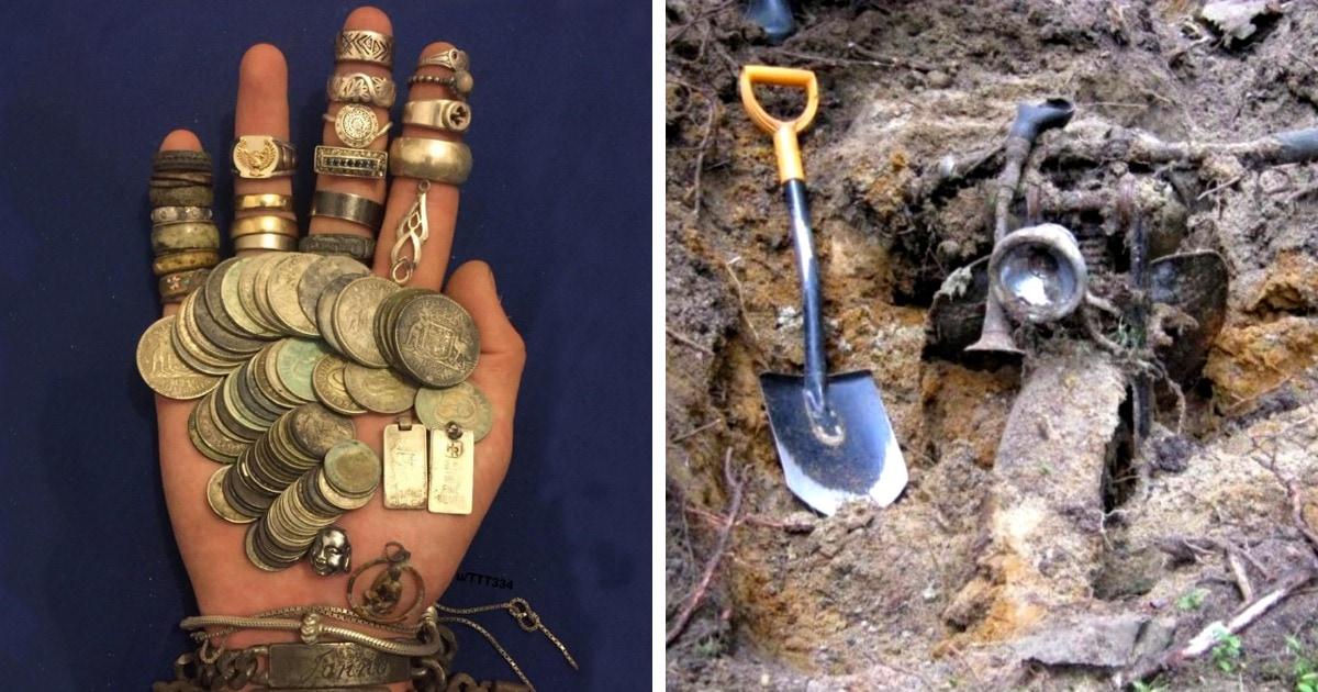 15 случаев, когда владельцы металлодетекторов хвастались тем, что умудрялись обнаружить прямо у нас под ногами