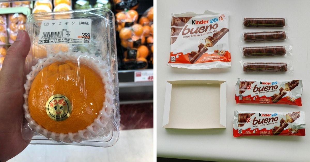 17 примеров бессмысленной и беспощадной упаковки, которая ранит сердце всех, кто беспокоится об экологии