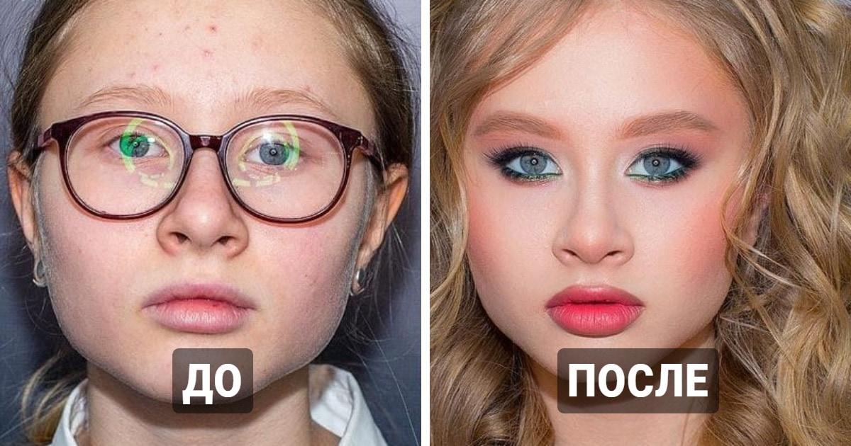 17 преображений от визажистки из Санкт-Петербурга, которая может превратить любую женщину в звезду Голливуда