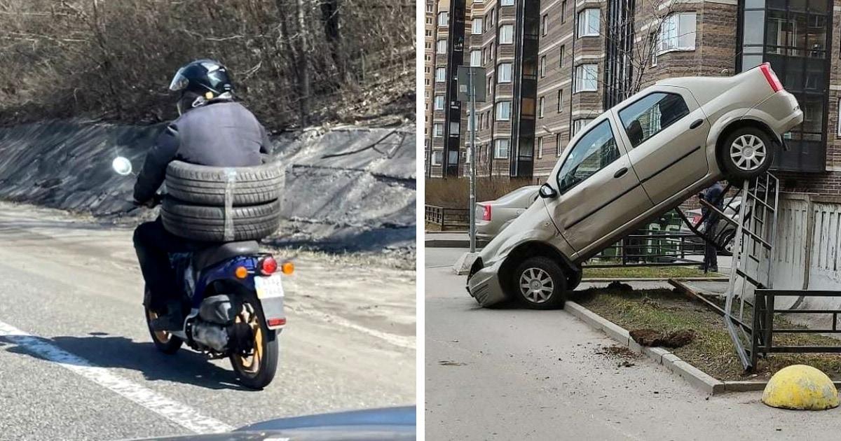 16 водителей, которые точно знают, как себя на дороге вести не нужно